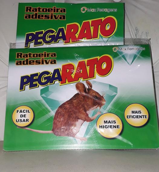Economize No Combate As Pragas Ratoeira Adesiva Pega Rato