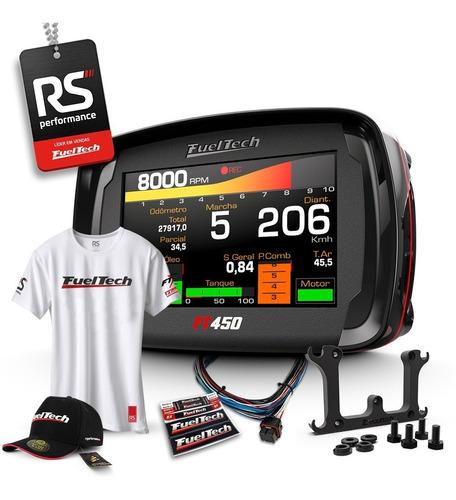 Fueltech Ft450 6 Metros + Brindes + 12x Pronta Entrega