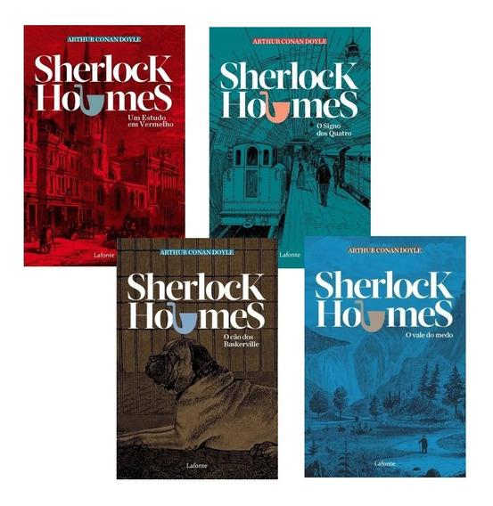Combo Sherlock Holmes - Investigue Você Também!