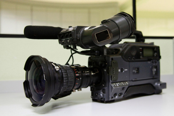 Filmadora Dvcam Sony Dsr 390