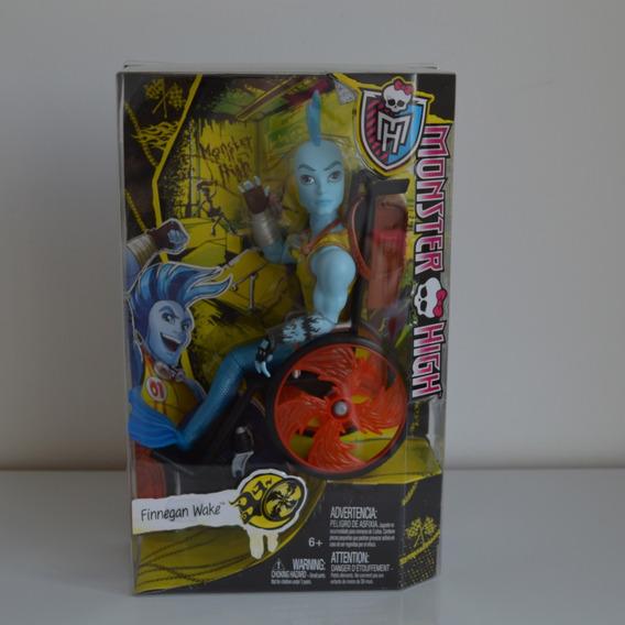 Monster High Finnegan Wake - Lone Signature Dolls