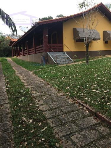 Imagem 1 de 12 de Casa Em Condomínio À Venda Em Itupeva/sp - Ca-00340