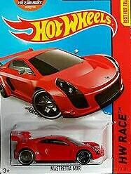 Carro Hot Wheels Mastretta Mxr Blister Sellado Escala 1/64