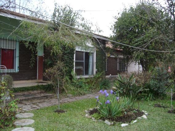 Casa Quinta Arbolada En Ambiente Tranquilo Y Natural