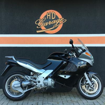 Bmw K1200 Rs 2002/2002 - Preta - Baixo Km 54 Mil