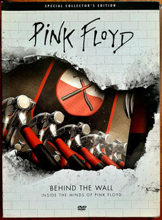 Pink Floyd Behind The Wall Special Collectors Edition Cd Dvd