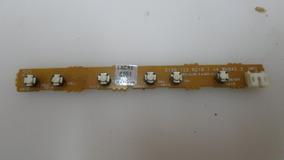 Placa Teclado Sensor Av Tv Philips 42pfl5332/78 (usado)