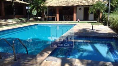 Linda Chácara Pronta Pra Morar! 3 Dormitórios Com Suite À Venda, 2300 M² Por R$ 1.300.000 - Condomínio Porta Do Sol - Mairinque/sp - Ch0013