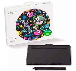Tableta Digital Wacom Intuos Creative Pen & Touch Ctl4100wlk
