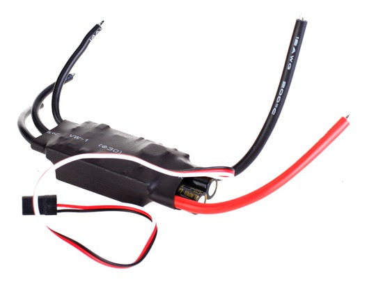 80a Eletrônico Velocidade Controlador Brushless Motor Esc