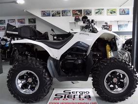 Kymco Maxxer375 Blanco 2012