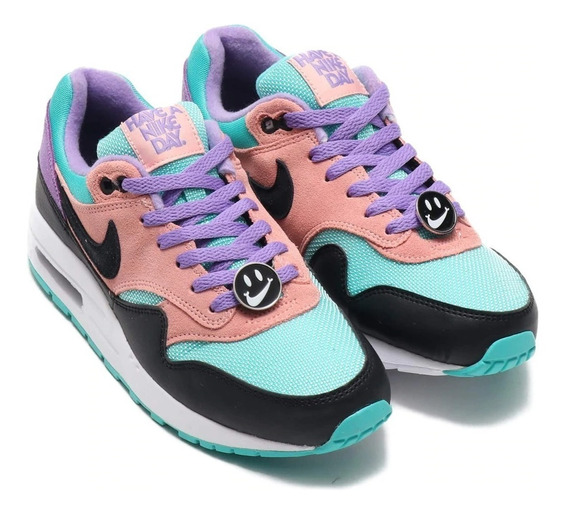 Zapatillas Nike Air Max 1 (gs) Have A Nike Day