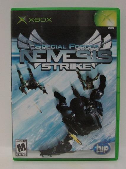 Special Forces Nemesis Strike - Game Xbox Original Completo