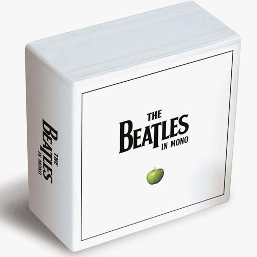 Cd Box The Beatles In Mono 10 Albuns 185 Musicas