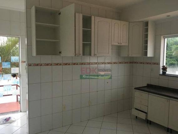 Casa Com 4 Dormitórios À Venda, 300 M² Por R$ 680.000 - Loteamento Eldorado - Tremembé/sp - Ca3409