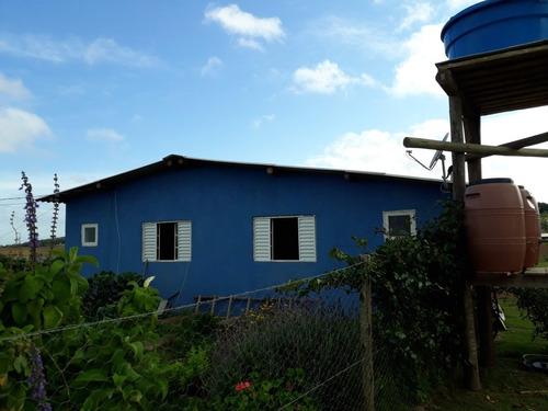 Chácara Casa Com 3 Suítes Ótima Localização