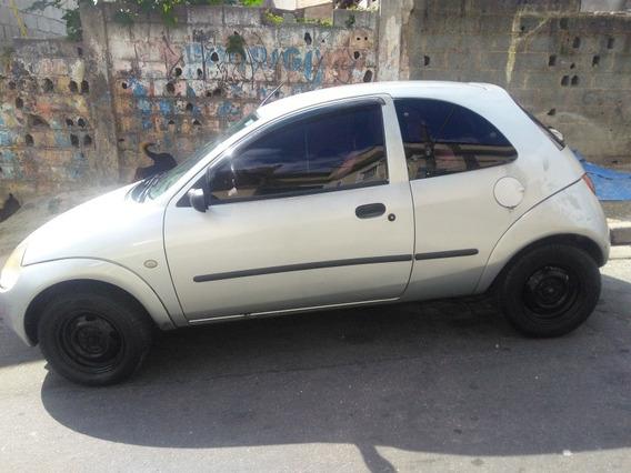 Ford Ka Zetec Rocan 3 Portas