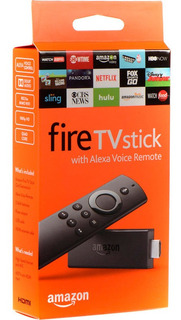 Convertidor A Smart Tv Amazon Fire Stick Segunda Gen Wifi