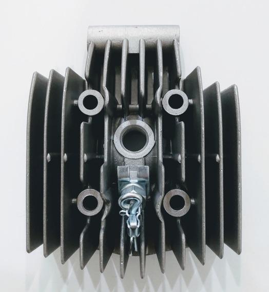 Cabeçote Mobilete 50cc E 60cc C/ Descompressor Wgk