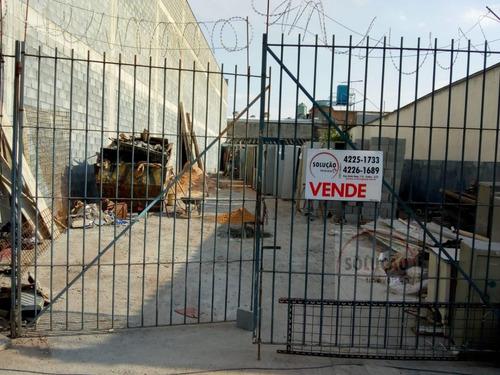 Terreno Para Alugar No Bairro Centro Em São Caetano Do Sul - 631-2
