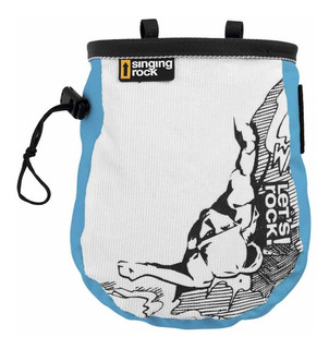 Magnesiera Singing Rock Comic Chalk Bag