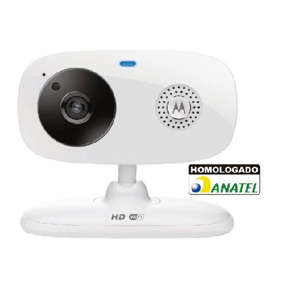 Câmera De Segurança Infravermelho Wi-fi Hd 720p Focus66