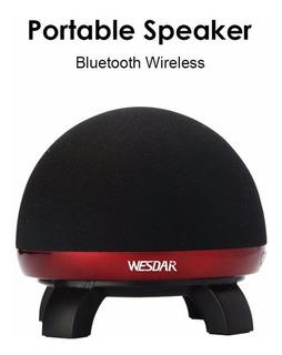 Parlante Bluetooth Inalámbrico Wesdar K4