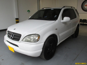 Mercedes Benz Clase Ml 320