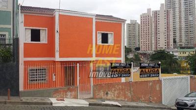 Sobrado Residencial Para Locação, Vila Moreira, Guarulhos - So0233. - So0233