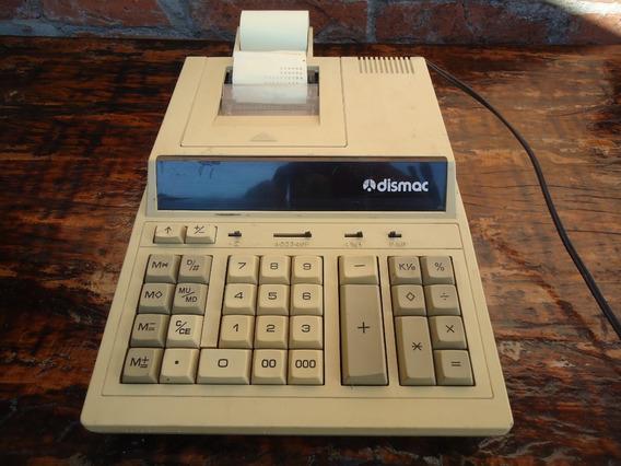 Antiga Calculadora Dismac Hy2503 Bobina Funcionando Bivolt