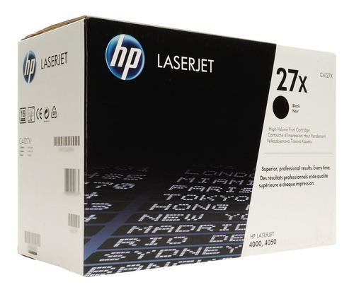 Envios Toner Hp C4127x Impresora 4000 4050 Larga Duracion