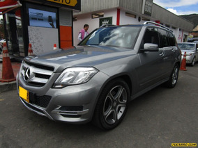Mercedes Benz Clase Glk 2014