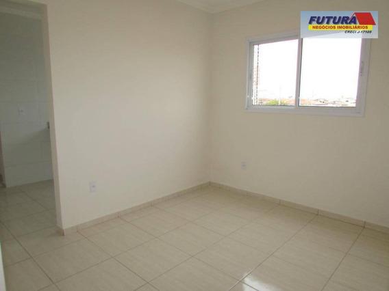 Apartamento Com 1 Dormitório À Venda, 42 M² Por R$ 159.000,00 - Cidade Naútica - São Vicente/sp - Ap2057