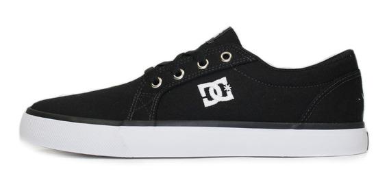 Tênis Skatista Dc Shoes Episo Preto/branco Original Envio Já