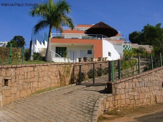 Casa No Condomínio Village Morro Alto - Itupeva/sp. - Ca02904 - 34607744