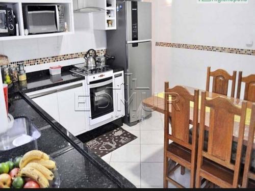 Imagem 1 de 8 de Apartamento - Parque Sao Vicente - Ref: 24321 - V-24321