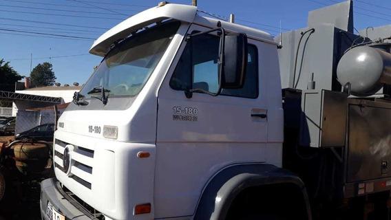 Caminhão Comboio Melosa Vw 15180 2010 Completo R$ 135.000.