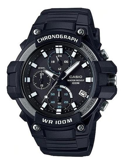 Relógio Casio Mcw 110 Masculino Mcw-110h-1a + Nfe