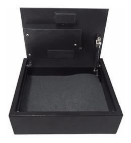 Caja De Seguridad Digital Valores 40x13x35 Cm Cajon De Piso