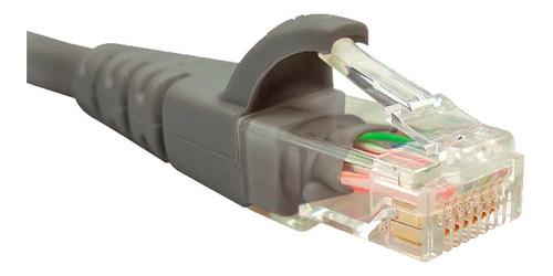 Cable De Red Rj45 Cat 6e 10 Metros Internet Ethernet Armado