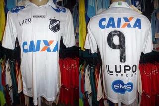 Abc 2014 Camisa Titular Tamanho G Número 9.