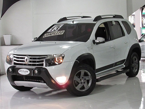 Renault Duster 1.6 Tech Road 4x2 16v Flex 4p Manual 2013