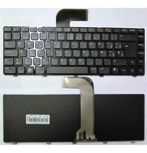 Teclado Para Notebook Dell Inspiron N4050
