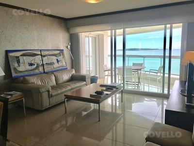 Alquiler Aquarela, Playa Mansa, 3 Dormitorios En Suite