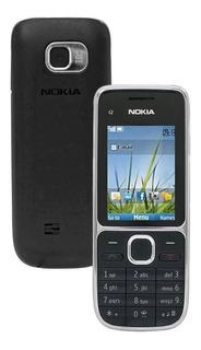 Nokia C2 01 C2-01,3g Novo Reembalado Desbloqueado
