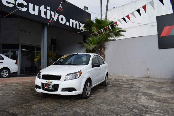Chevrolet Aveo 2016 1.6 Lt L4 Man Mt