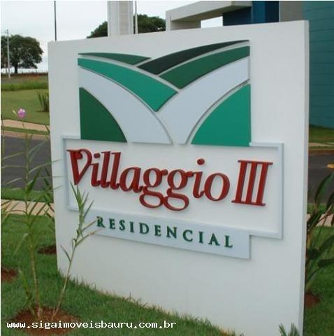 Terreno Para Venda Em Bauru, Residencial Villaggio Iii - 108_2-667105
