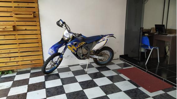 Husaberg Fe 390 2011 Azul Tebi Motos