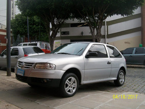 Volkswagen Gol 1.6 Look Full Como Nuevo