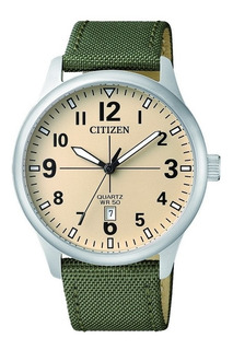 Reloj Citizen Hombre Cuero Bi105005x